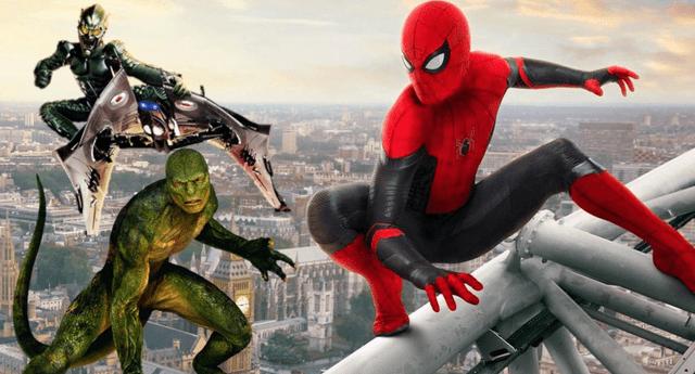 Spider-Man: No Way Home contaría con los villanos de iteraciones pasadas del superhéroe arácnido en la gran pantalla./Fuente: Hobby Consolas.