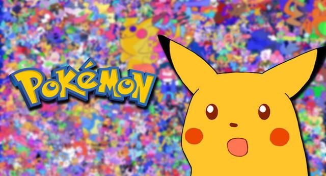 Todas las generaciones de Pokémon reunidas en una sola imagen.