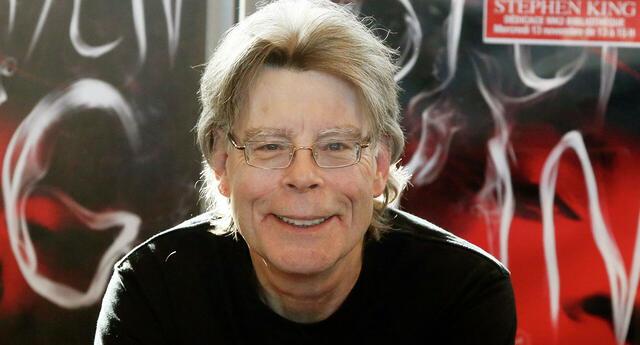 El escritor de novelas de terror no pudo terminar de ver 'El proyecto de la Bruja de Blair'.
