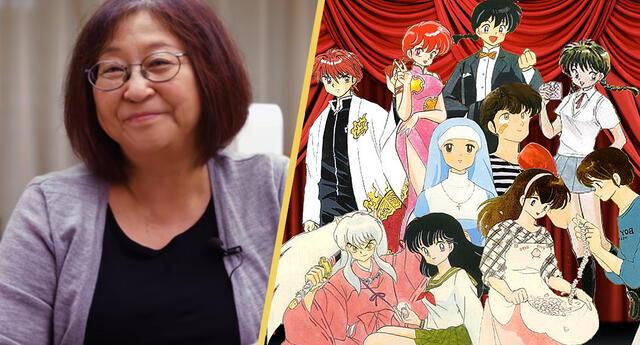 Rumiko Takahashi, autora de Inuyasha, revela su insólita rutina de trabajo