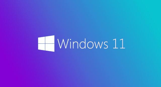Windows 11 podría ser presentado en el nuevo evento digital de Microsoft./Fuente: Microsoft.