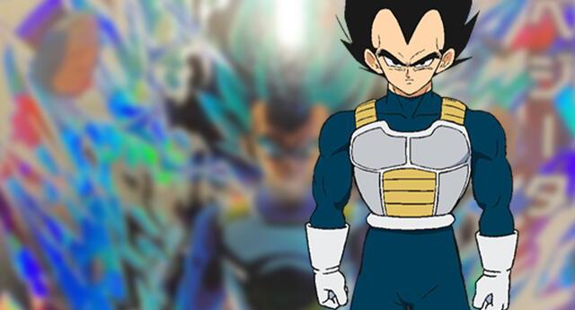Dragon Ball revela la nueva transformación de Vegeta y es algo nunca antes visto