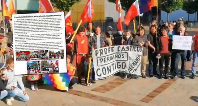 Kollektiv der Peruaner in Deutschland lehnt die Kandidatur von Keiko Fujimori ab.