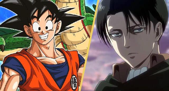 Goku y Levi se unen para dar un mensaje de prevención contra el COVID-19