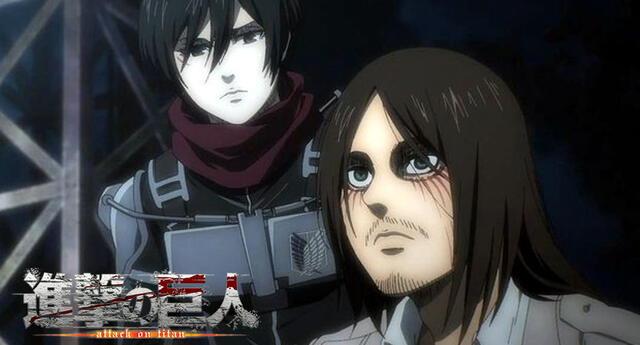 Eren y Mikasa hablan sobre el final de Shingeki no Kyojin ¿Les gustó?
