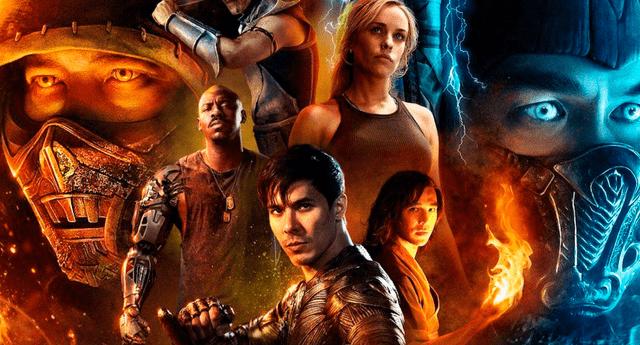 Mortal Kombat fue un éxito rotundo para WarnerMedia tanto en taquilla como en HBO Max./Fuente: Warner Bros.