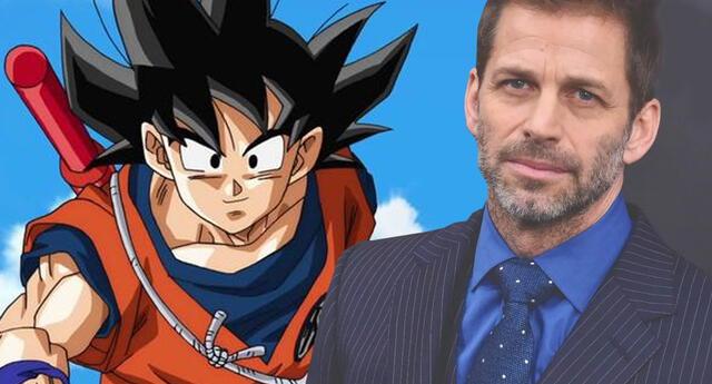 "Zack Snyder sobre dirigir película de Dragon Ball: ""Definitivamente lo haría"""