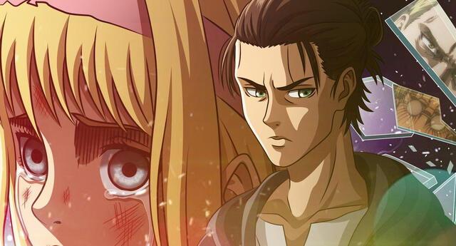 Shingeki no Kyojin lanza el tráiler final para su historia y es épico, pero triste