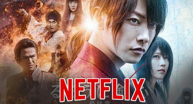 Live action de Samurai X se estrena este mes en Netflix Latinoamérica