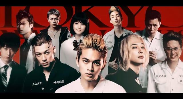 Tokyo Revengers lanza un nuevo tráiler de su película live action