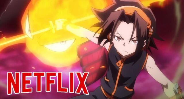 El nuevo anime de Shaman King confirma su fecha de estreno en Netflix