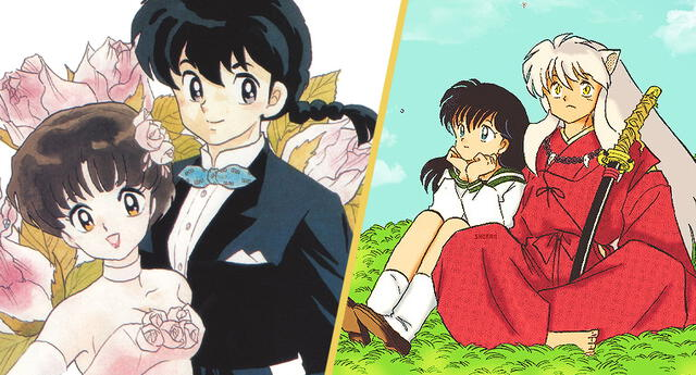 Rumiko Takahashi habla del secreto romántico de las parejas de sus obras
