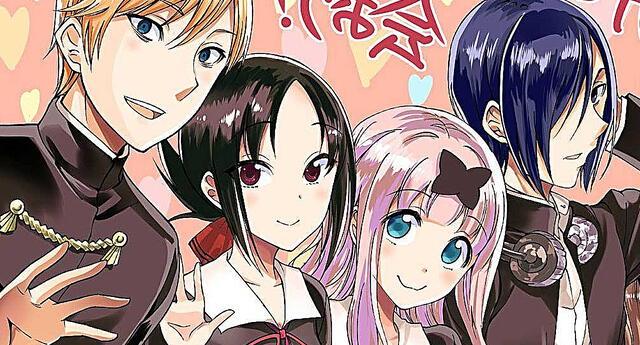 Autor de Kaguya-sama Love is War manda un mensaje sobre el final a todos los fans