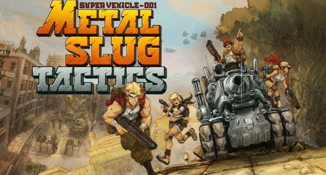 Metal Slug Tactics es la nueva propuesta para la legendaria franquicia de SNK la cual opta por la jugabilidad de un título de estrategia en tiempo real./Fuente: DotEmu.