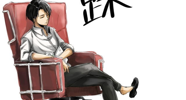 El creador de Shingeki no Kyojin revela el manga favorito de Levi Ackerman